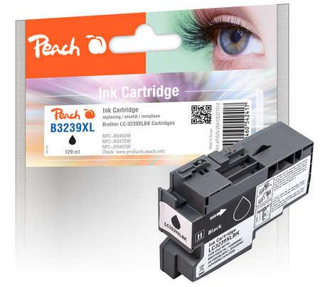Peach Cartouche d'encre  noir XL, compatible avec Brother HLJ 6100 DW