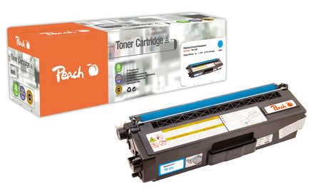 Peach  Toner Module cyan, compatible avec ID-Fabricant: TN-320C Brother HL-4150 CDN