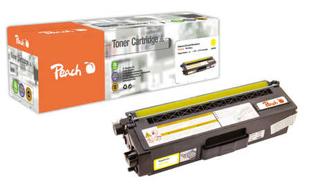 Peach  Toner Module jaune, compatible avec ID-Fabricant: TN-320Y Brother HL-4150 CDN