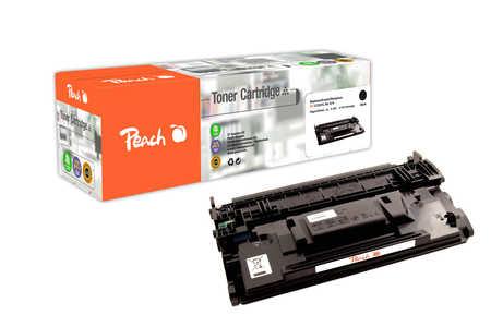 Peach  Toner Module noire, compatible avec ID-Fabricant: 87A, CF287A HP LaserJet Managed M 506 xm
