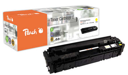 Peach  Toner Module jaune, compatible avec ID-Fabricant: CRG-046 y Canon iSENSYS MF 731 Cdw