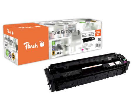 Peach  Toner Module magenta XL, compatible avec ID-Fabricant: CRG-046H m Canon iSENSYS MF 731 Cdw