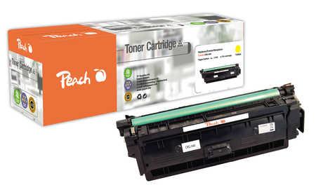 Peach  Toner Module jaune, compatible avec ID-Fabricant: CRG-040 y Canon LBP-712 Cdn
