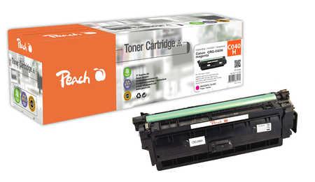 Peach  Toner Module magenta XL, compatible avec ID-Fabricant: CRG-040H m Canon LBP-712 Cdn