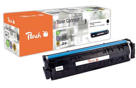 Peach  Cartouche de toner noire, comapatible avec ID-Fabricant: No. 205A, CF530A HP Color LaserJet Pro MFP M 181 fw