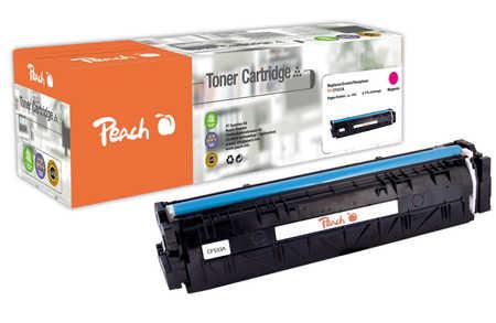 Peach  Cartouche de toner magenta, comapatible avec ID-Fabricant: No. 205A, CF533A HP Color LaserJet Pro MFP M 181 fw