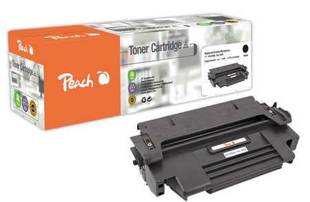 Peach  Toner Module noire, compatible avec ID-Fabricant: No. 98A BK, EP-E, 92298A Canon LBPZX