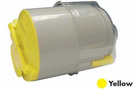 Peach  Toner Module jaune, compatible avec ID-Fabricant: CLP-Y300A Samsung CLP-300