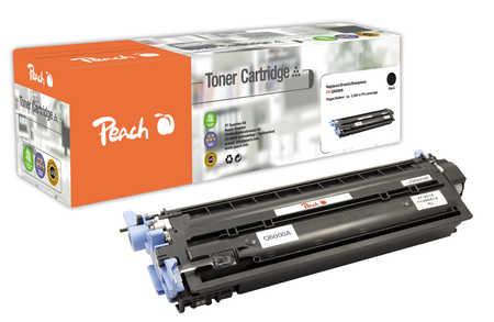 Peach  Toner Module noire, compatible avec ID-Fabricant: Q6000A HP Color LaserJet 2600