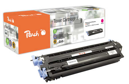 Peach  Toner Module magenta, compatible avec ID-Fabricant: Q6003A HP Color LaserJet 2600