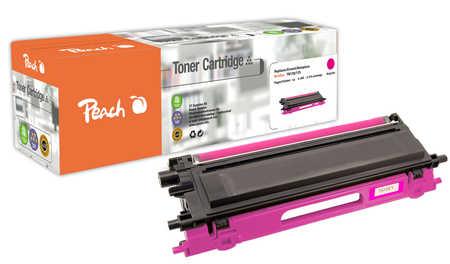 Peach  Toner Module magenta, compatible avec ID-Fabricant: TN-135M, TN-135 Brother HL-4040 CN