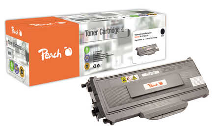 Peach  Toner Module noire, compatible avec ID-Fabricant: TN-2120 Brother HL-2140