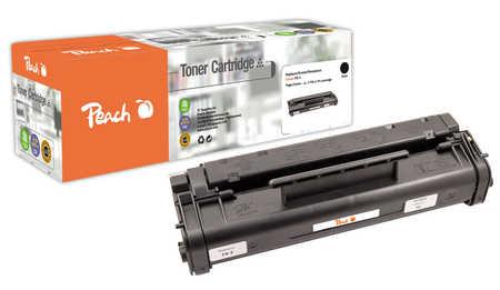 Peach  Toner Module noire, compatible avec ID-Fabricant: FX-3, 1557A003 Canon CFX L 4000