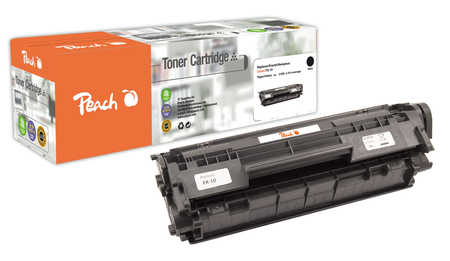 Peach  Toner Module noire, compatible avec ID-Fabricant: FX-10 Canon Fax L 100