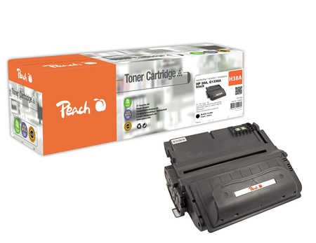 Peach  Toner Module noire, compatible avec ID-Fabricant: Q1338A HP LaserJet 4200