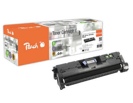 Peach  Toner Module noire, compatible avec ID-Fabricant: C9700A, HP121A HP Color LaserJet 2500 N