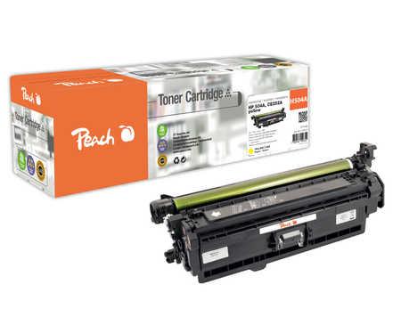 Peach  Toner Module jaune, compatible avec ID-Fabricant: C9702A, HP121A HP Color LaserJet 2500 N