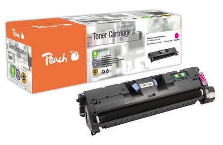 Peach  Toner Module magenta, compatible avec ID-Fabricant: C9703A, HP121A HP Color LaserJet 2500 N