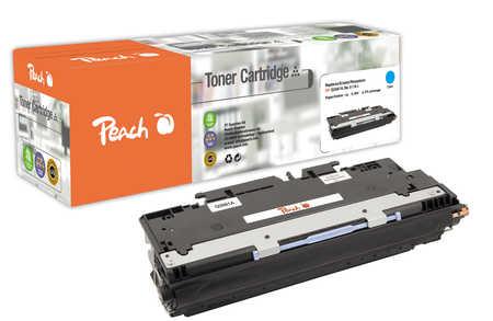 Peach  Toner Module cyan, compatible avec ID-Fabricant: Q2681A HP Color LaserJet 3700