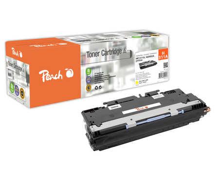 Peach  Toner Module jaune, compatible avec ID-Fabricant: Q2682A HP Color LaserJet 3700
