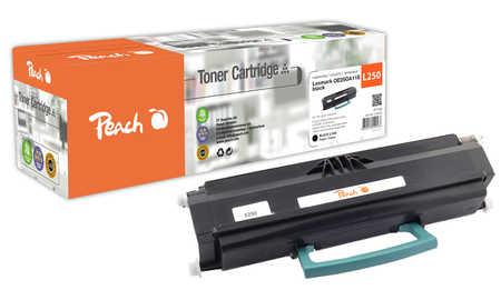 Peach  Toner Module noire, compatible avec ID-Fabricant: OE25OA11E Lexmark Optra E 350 D