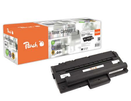 Peach  Toner Module noire, compatible avec ID-Fabricant: SCX-D4200A Samsung SCX-4200 F
