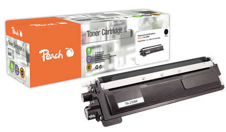 Peach  Toner Module noire, compatible avec ID-Fabricant: TN-230BK, TN-230 Brother HL-3040 CN