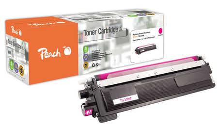 Peach  Toner Module magenta, compatible avec ID-Fabricant: TN-230M, TN-230 Brother HL-3040 CN