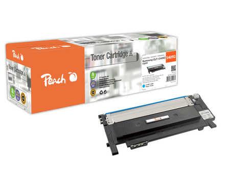 Peach  Toner Module cyan, compatible avec ID-Fabricant: CLT-C4092 Samsung CLP-315 N