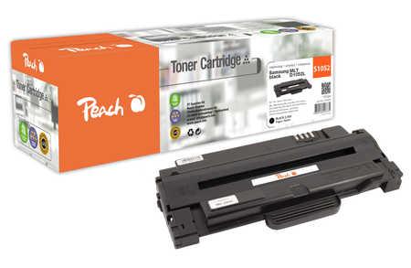Peach  Toner Module noire, compatible avec ID-Fabricant: MLT-D1052L Samsung SCX-4623 Series