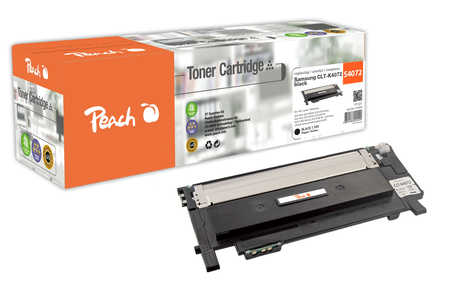 Peach  Toner Module noire, compatible avec ID-Fabricant: CLT-K4072 Samsung CLP-320 N