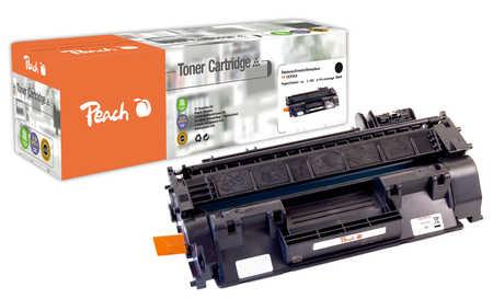 Peach  Toner Module noire, compatible avec ID-Fabricant: CE505A HP LaserJet P 2035 N