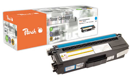 Peach  Toner Module cyan, compatible avec ID-Fabricant: TN-325c Brother HL-4150 CDN
