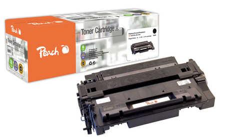 Peach  Toner Module noire, compatible avec ID-Fabricant: CE255A HP LaserJet P 3015 D