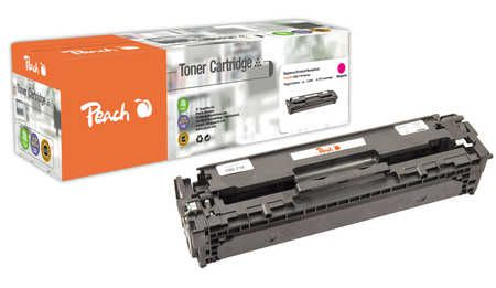 Peach  Toner Module jaune, compatible avec ID-Fabricant: CRG-718Y Canon ISensys LBP-7200 cdn