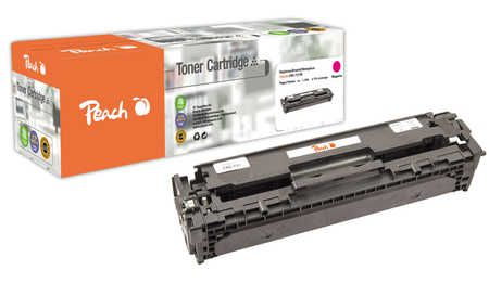 Peach  Toner Module jaune, compatible avec ID-Fabricant: CRG-731Y Canon ISensys MF 8200 Series