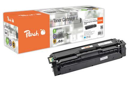 Peach  Toner Module cyan, compatible avec ID-Fabricant: CLT-C504S Samsung Xpress C 1860