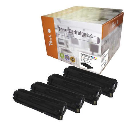 Peach Multipack , compatible avec ID-Fabricant: CLT-506L Samsung CLP-680 Series