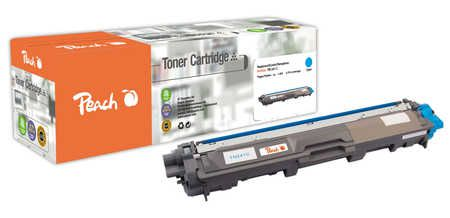 Peach  Toner Module cyan, compatible avec ID-Fabricant: TN-241C Brother MFC-9340 CDW