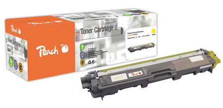 Peach  Toner Module jaune, compatible avec ID-Fabricant: TN-245Y Brother MFC-9340 CDW