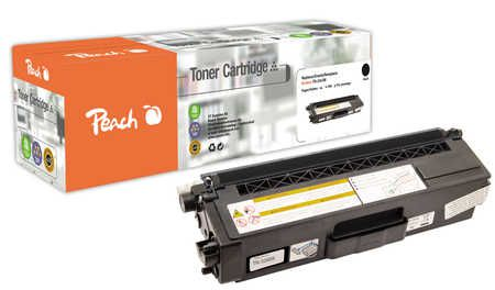Peach  Toner Module noire, compatible avec ID-Fabricant: TN-326BK Brother MFCL 8600 CDW