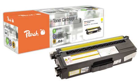 Peach  Toner Module jaune, compatible avec ID-Fabricant: TN-326Y Brother MFCL 8600 CDW