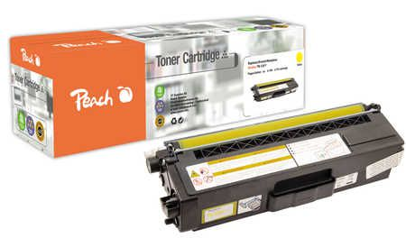Peach  Toner Module jaune, compatible avec ID-Fabricant: TN-329Y Brother MFCL 8600 CDW