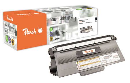 Peach  Toner Module noire, compatible avec ID-Fabricant: TN-3380 Brother DCP-8250 DN