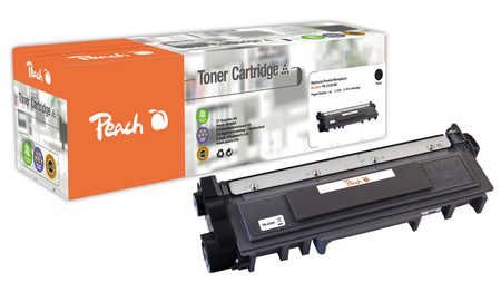 Peach  Toner Module noire, compatible avec ID-Fabricant: TN-2320 Brother MFCL 2700 DW