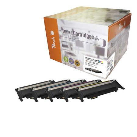Peach Multipack Plus  compatible avec ID-Fabricant: CLT-4092 Samsung CLP-315 N