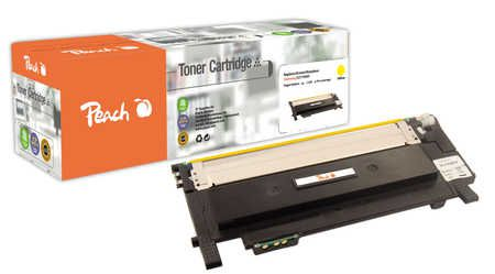 Peach  Toner Module jaune, compatible avec ID-Fabricant: CLT-Y404S Samsung Xpress C 430 W