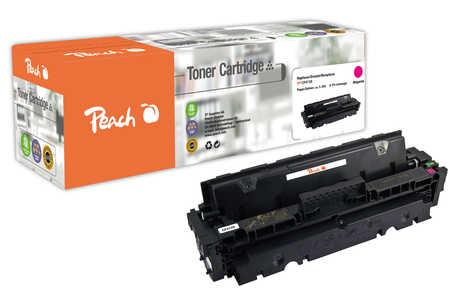Peach  Toner Module magenta, compatible avec ID-Fabricant: 410X, CF413X HP Color LaserJet Pro MFP M 477 fnw