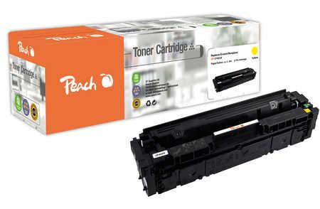 Peach  Toner Module jaune, compatible avec ID-Fabricant: No. 201X, CF402X HP Color LaserJet Pro M 252 n