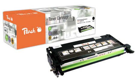 Peach  Toner Module noire, compatible avec ID-Fabricant: 106R01395 Xerox Phaser 6280 DN